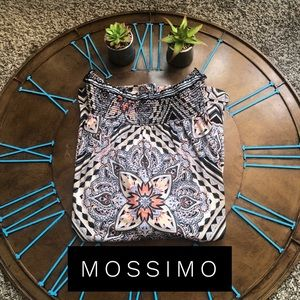 MOSSIMO - L OFF THE SHOULDER DRESS